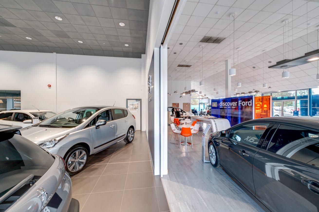 Busseys Ford & Peugeot - Dereham